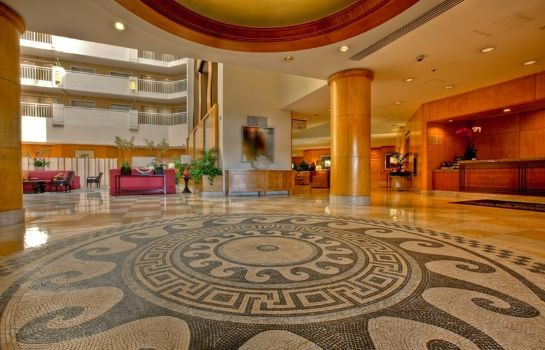 Lobby DoubleTree Suites by Hilton Santa Monica