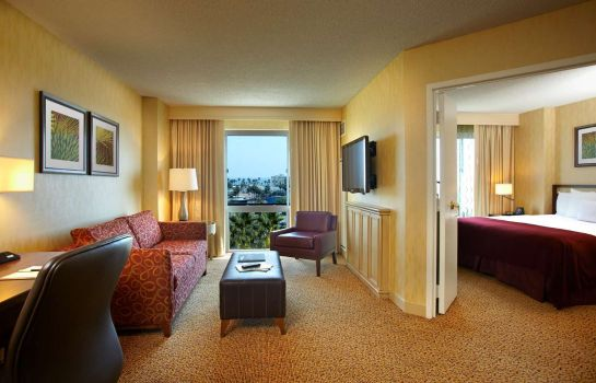 Room DoubleTree Suites by Hilton Santa Monica