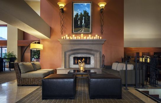 Hotelhalle DoubleTree by Hilton Sonoma - Wine Country