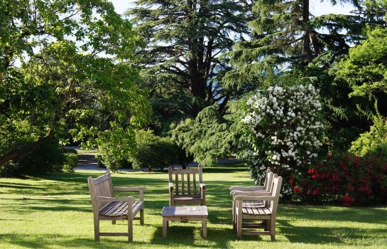 Jardin Chateau de la Commanderie Chateaux & Hotels Collection