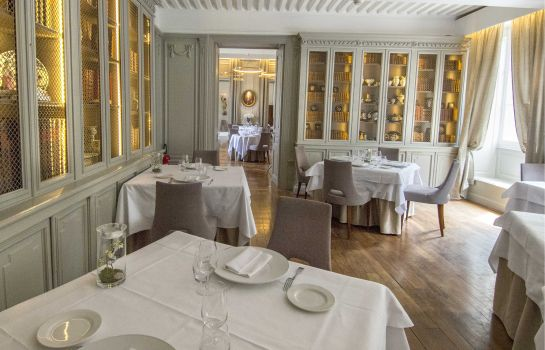 Restaurant 1 Chateau de la Commanderie Chateaux & Hotels Collection
