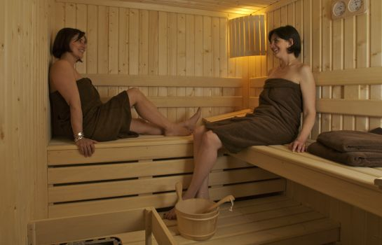 Sauna Chateau de la Commanderie Chateaux & Hotels Collection