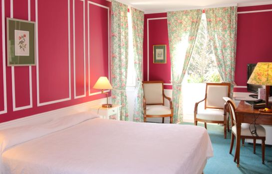 Chambre double (standard) Chateau de la Commanderie Chateaux & Hotels Collection