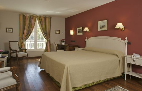 Chambre double (confort) Chateau de la Commanderie Chateaux & Hotels Collection
