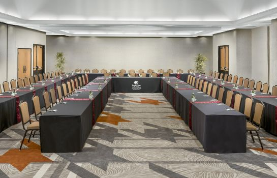 Conference room DoubleTree by Hilton Colorado Springs