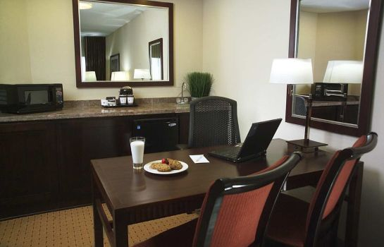 Hotelbar DoubleTree Suites by Hilton Tampa Bay