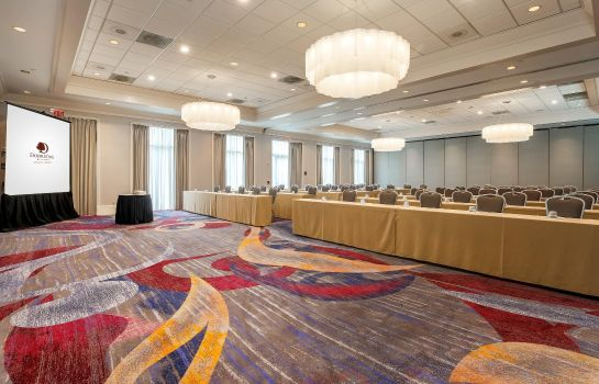 Conference room DoubleTree by Hilton Atlanta Airport