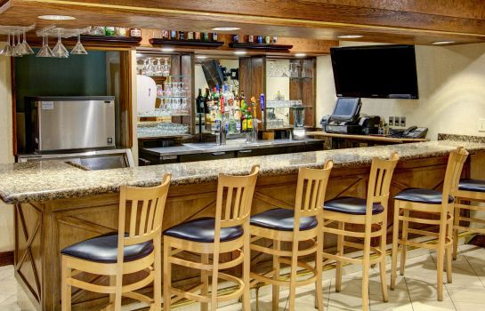 Bar del hotel Quality Suites Rockville