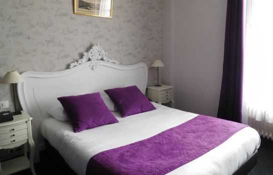 Double room (superior) Brit Hotel Le Royal Centre Gare