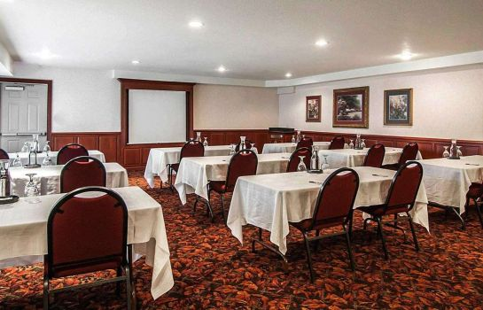 Conference room Comfort Suites Corvallis