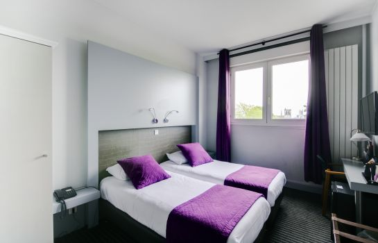 Double room (standard) Brit Hotel Le Royal Centre Gare