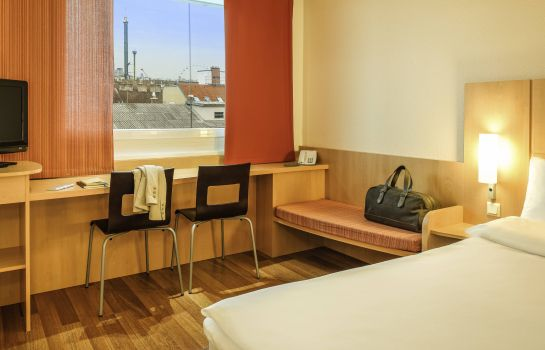 Standardzimmer ibis Wien Messe