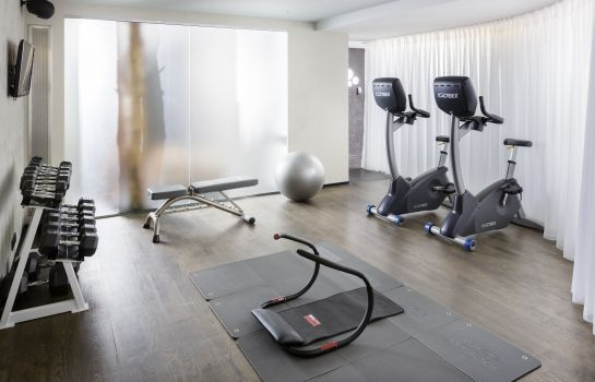 Installations sportives CenterHotel Thingholt
