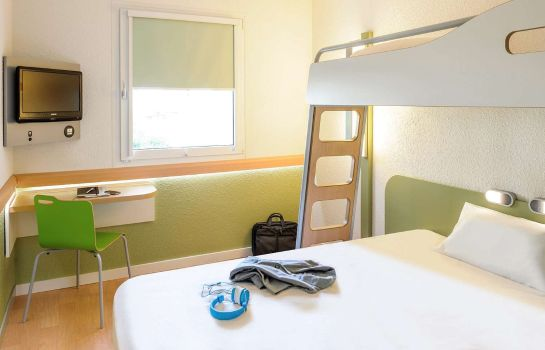 Zimmer ibis budget Hannover Messe