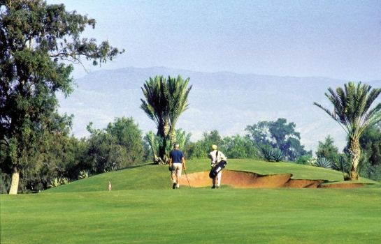 Golf course Riu Tikida Beach - Adults Only