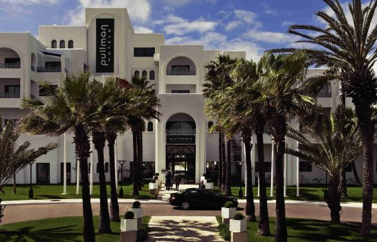 Exterior view Pullman Mazagan Royal Golf & Spa