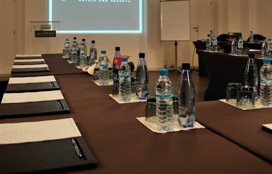 Conference room Pullman Mazagan Royal Golf & Spa