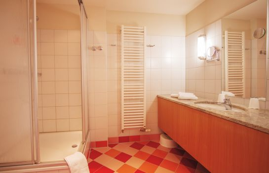 Badezimmer Savoy Bad Mergentheim