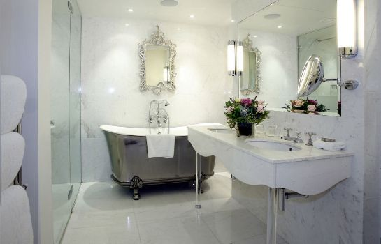 Bagno in camera The Goring