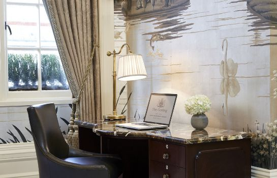 Vista all'interno The Goring