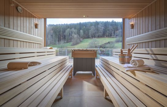 Sauna Hotel Therme Bad Teinach