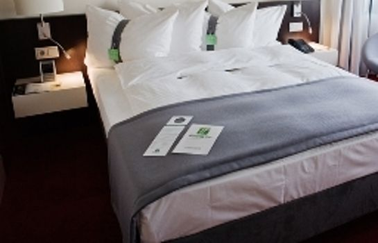 Doppelzimmer Komfort Holiday Inn BERLIN AIRPORT - CONF CENTRE