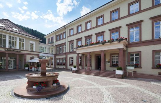 Exterior view Hotel Therme Bad Teinach