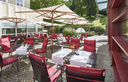 Terrasse Hotel Therme Bad Teinach