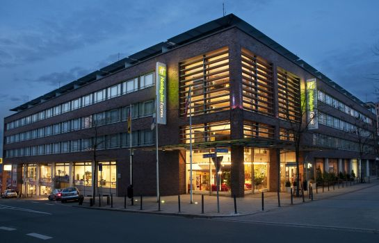 Außenansicht Holiday Inn Express ESSEN - CITY CENTRE