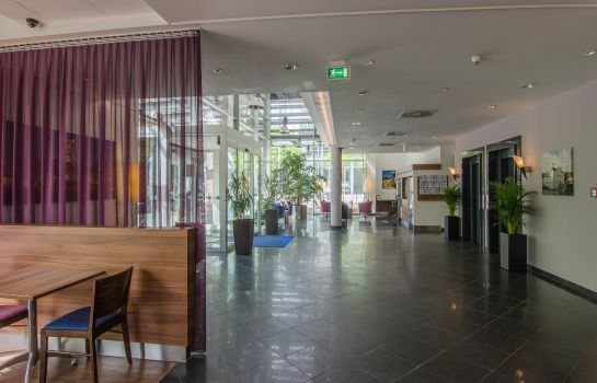 Hotelhalle Holiday Inn Express ESSEN - CITY CENTRE