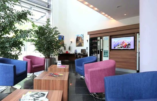 Info Holiday Inn Express ESSEN - CITY CENTRE