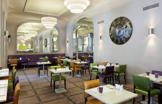 Restaurante Holiday Inn PARIS - GARE DE LYON BASTILLE