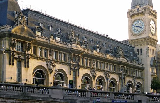 Info Holiday Inn PARIS - GARE DE LYON BASTILLE