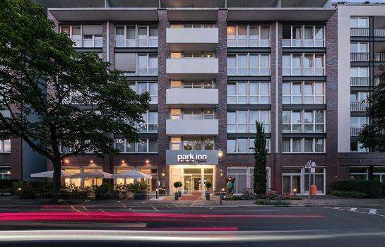 Exterior view Park Inn By Radisson Berlin City-West