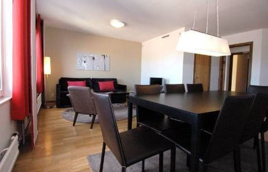 Suite Scandic Star Sollentuna
