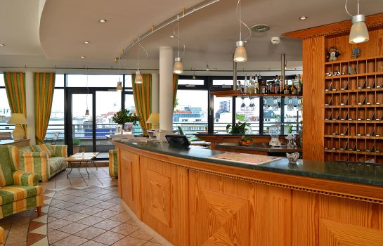 Hotelhalle Hotel Domicil Berlin by Golden Tulip