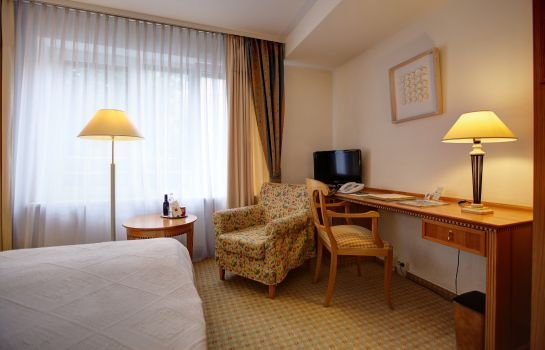 Zimmer Hotel Domicil Berlin by Golden Tulip