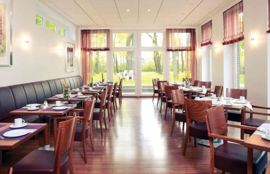 Restaurant Mercure Hotel Am Entenfang Hannover