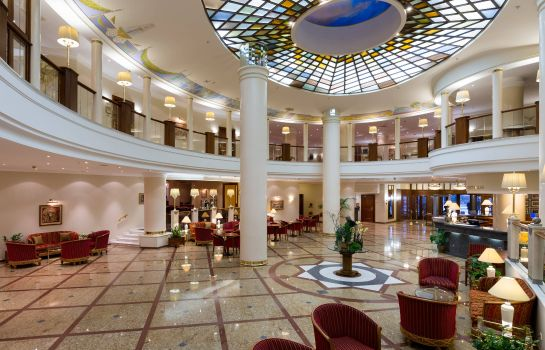 Lobby Moscow Marriott Royal Aurora Hotel