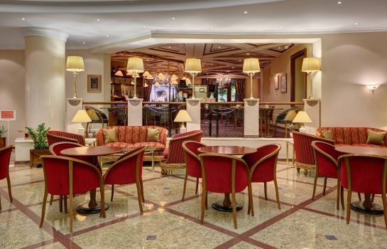 Ristorante Moscow Marriott Royal Aurora Hotel
