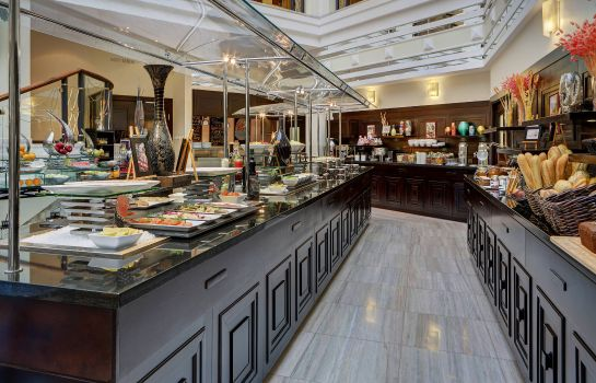 Restaurant Moscow Marriott Royal Aurora Hotel