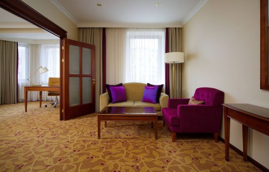 Suite Moscow Marriott Royal Aurora Hotel