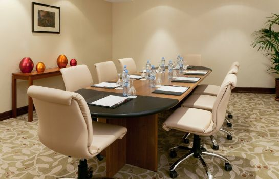 Conference room Moscow Marriott Royal Aurora Hotel