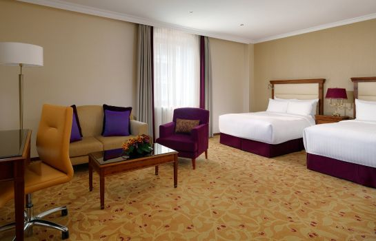 Zimmer Moscow Marriott Royal Aurora Hotel