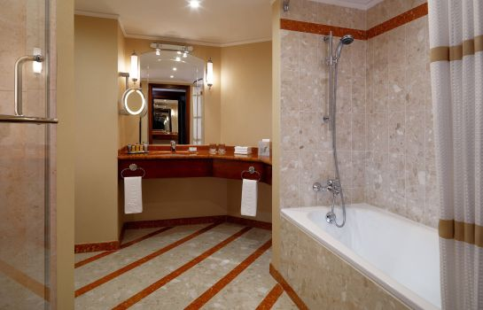 Room Moscow Marriott Royal Aurora Hotel