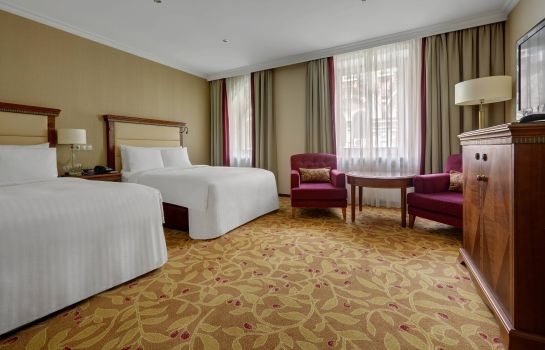 Chambre Moscow Marriott Royal Aurora Hotel