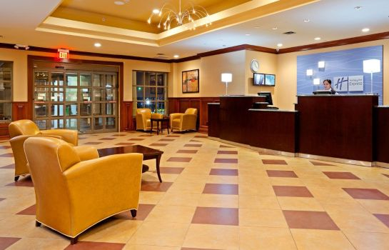 Hotelhalle Holiday Inn Express NORTH BERGEN - LINCOLN TUNNEL