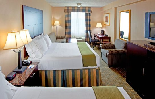 Chambre Holiday Inn Express NORTH BERGEN - LINCOLN TUNNEL