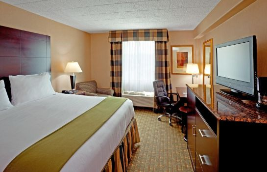 Zimmer Holiday Inn Express NORTH BERGEN - LINCOLN TUNNEL