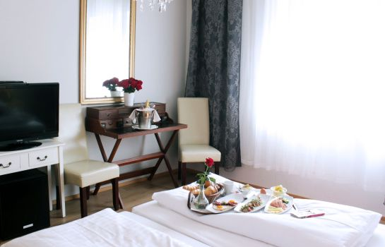 Double room (superior) Zum Auerhahn